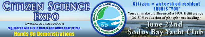 Save Our Sodus - Citizen Science Expo